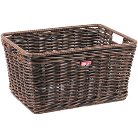 Unix Mattelo Fixed Installation Basket brown
